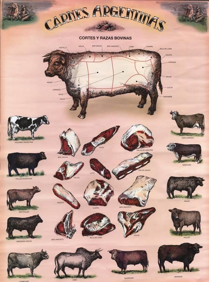 Carnes argentinas: