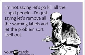 warning labels: Thoughts, Tags, Warning Labels, Quotes Funny, Stuff, Funny Shart, Weekend Fun, Assessment, Stupid People