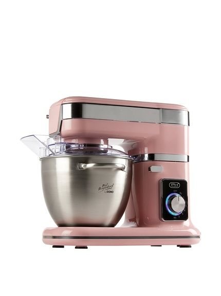 Domo robot de cocina multifunci n do9114kr rosa en amazon - Robot cocina amazon ...