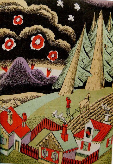 """""""Inside the rainbow: Russian Children's Literature 1920-1935: Beautiful Books, Terrible Times è un volume fresco di stampa a cui nessun bibliofilo o appassionato di illustrazione per ragazzi potrà resistere. """" [Anna Castagnoli]"""