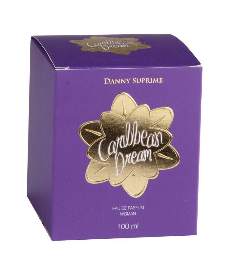 Caribean Dream eau de parfum dames  Description: Een sprankelende levendige geur voor de actieve en levenslustige vrouw. Inhoud: 100 ml.  Price: 19.99  Meer informatie