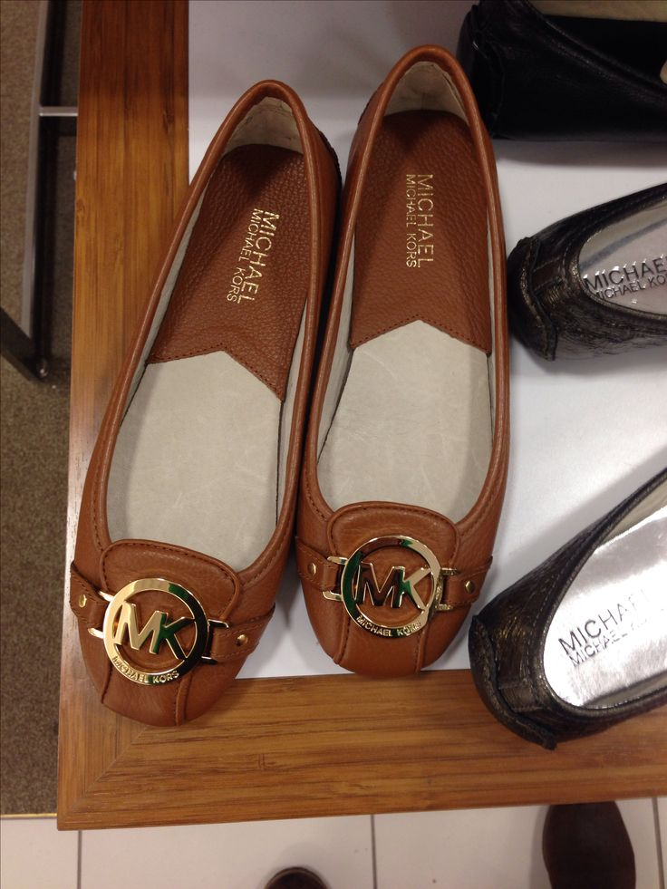 Michael Kors flats - Black or Nude, size 9.5! for anyone looking to get me a gift