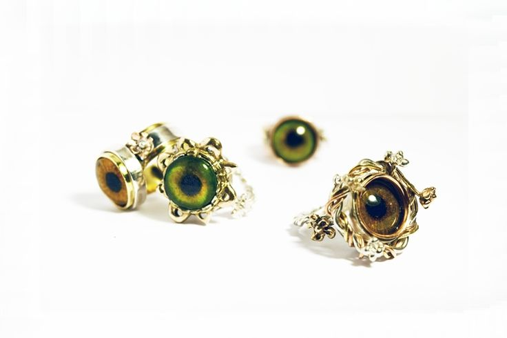 Behold Rings - amulet rings to protect against the Evil Eye