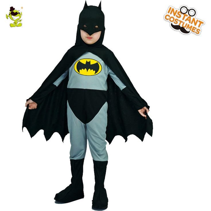 >> Click to Buy << Cool Batman Costumes Kis Movie Superman Imitation Clothes Masquerade Party Brave Hero Cosplay Fancy Dress for Boys #Affiliate