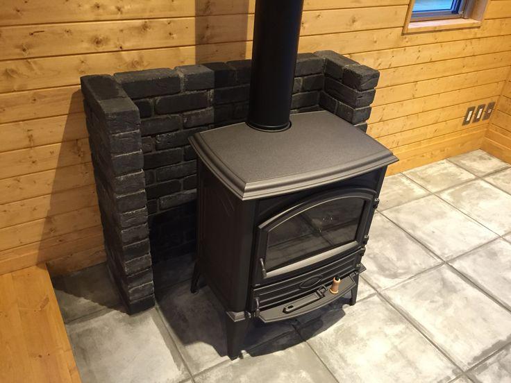 ドブレ640CBJ 土間レンガ炉壁