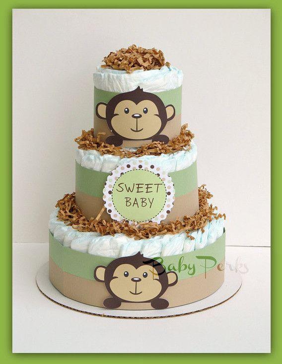 Best 25+ Baby shower monkey ideas on Pinterest | Monkey ...
