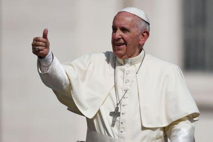 Papa importante ruolo Nazioni Unite per fine di guerra Siria - askanews