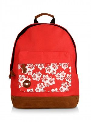 Mi-pac Hibiscus Backpack on koovs.com
