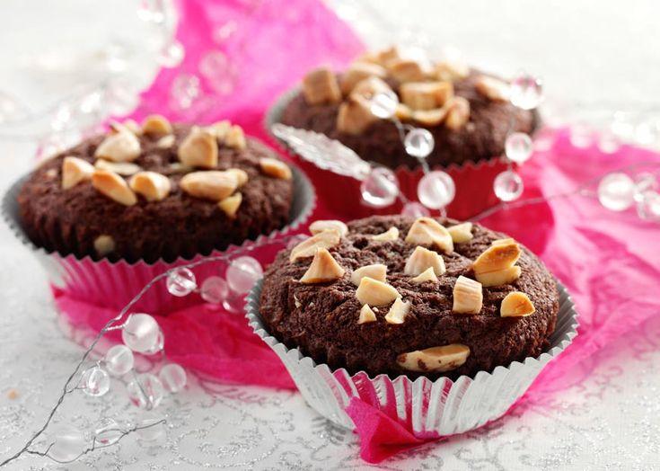 Kokosmuffins - opskrift med mandler og kokos - find den her