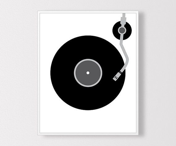 Best 25 record wall art ideas on pinterest record decor for Vinyl record wall art