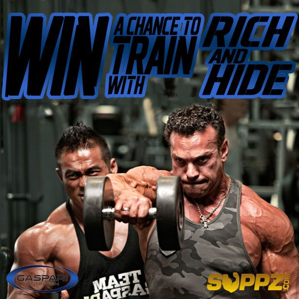 Want to train with these guys? Here's how: http://suppz.com/blog/win-a-chance-to-train-with-rich-gaspari-hidetada-yamagishi/