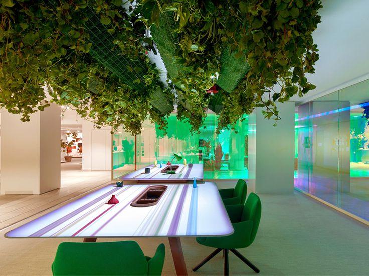 HAWORTH Unveils Designs By Jasper Morrison + Patricia Urquiola At NEOCON  2015