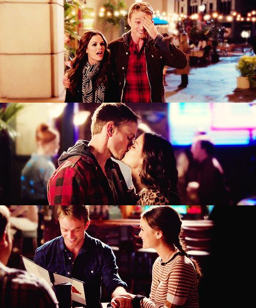 'As shocking as it sounds, I'm actually really happy with Wade.  Hart of Dixie