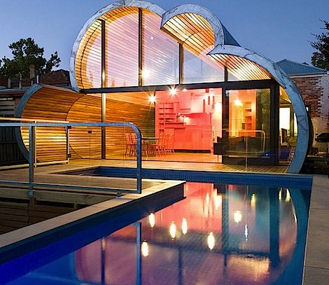 Architectural Design Stylish Cloud House Contemporary   This Design  Architecture Defined Contrast Of Two Styles Of Architecture With Plus The  Cloud House