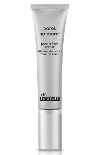 Pores no more pore refiner primer is the best product to minimize large pores