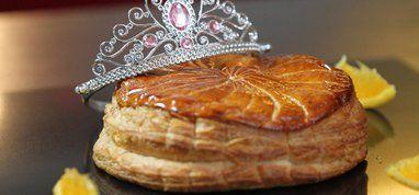 La recette de la délicieuse galette des rois de Christophe Michalak ! Le Gâteau de mes Rêves Téva - Teva.fr