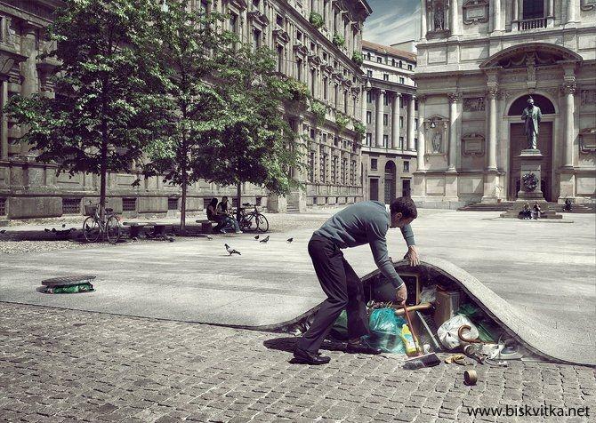 Некоторые люди не умеют сходить с ума — у них ужасно скучные жизни (Буковски Ч.)  http://cpsy.ru/cit1606.htm