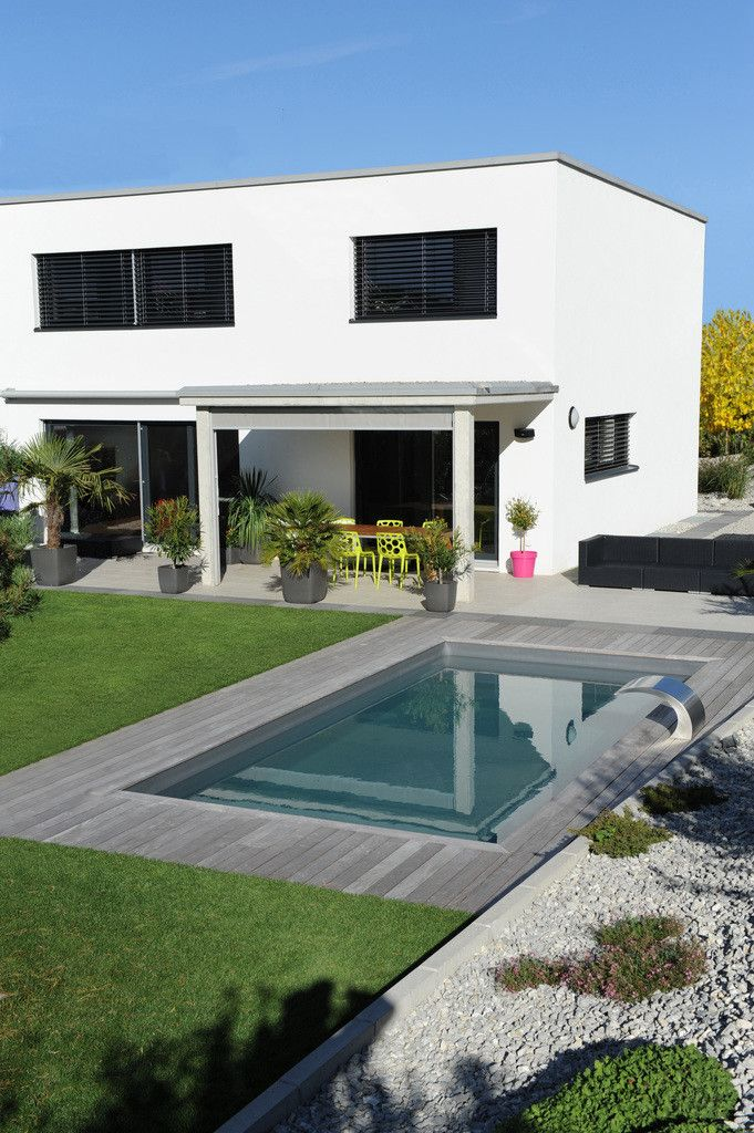 1258 best maison images on Pinterest Landscaping, Outdoor life and
