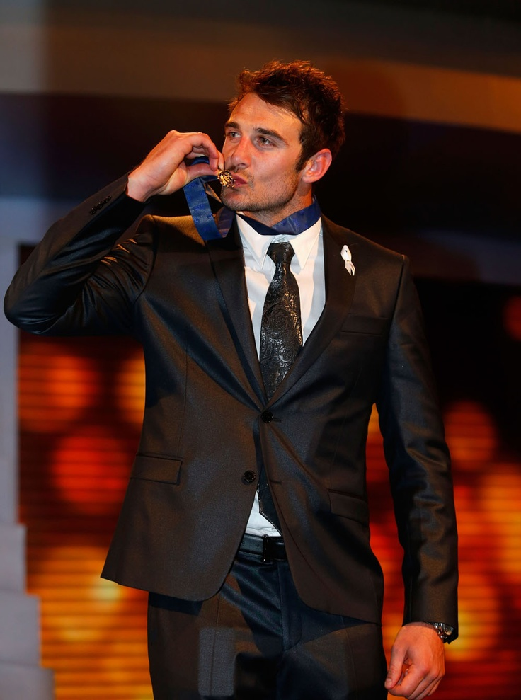 All Australian Team 2012 Centre: Jobe Watson, Essendon
