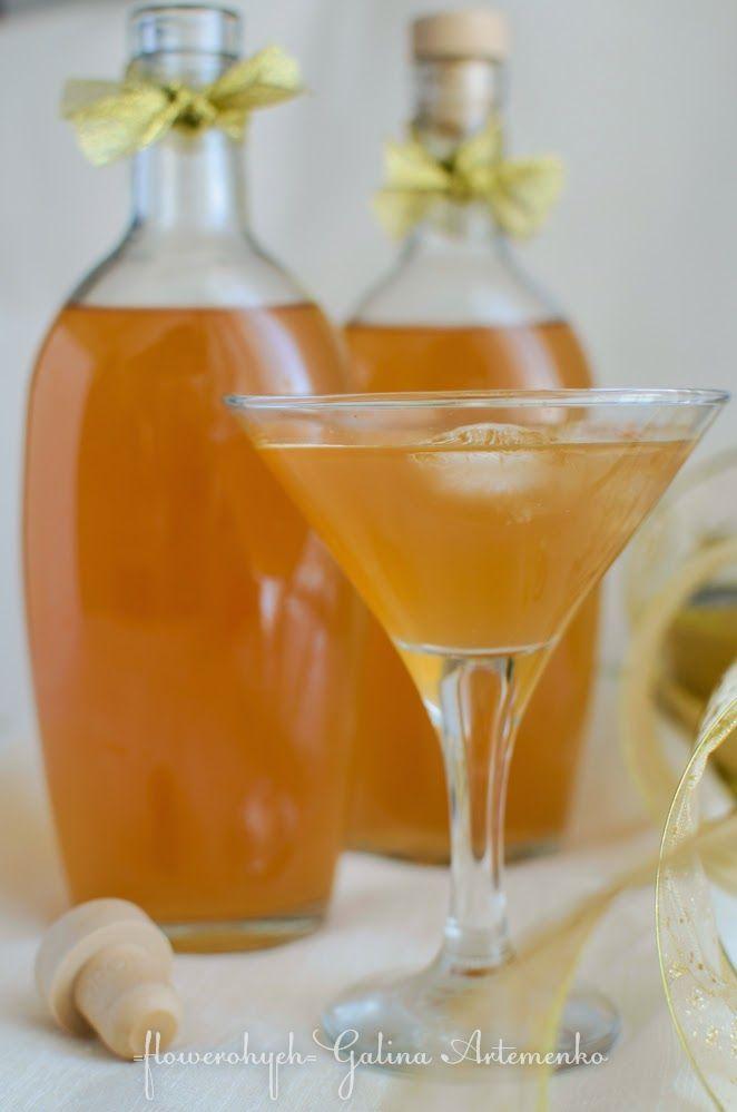 Персиковый ликер рецепт