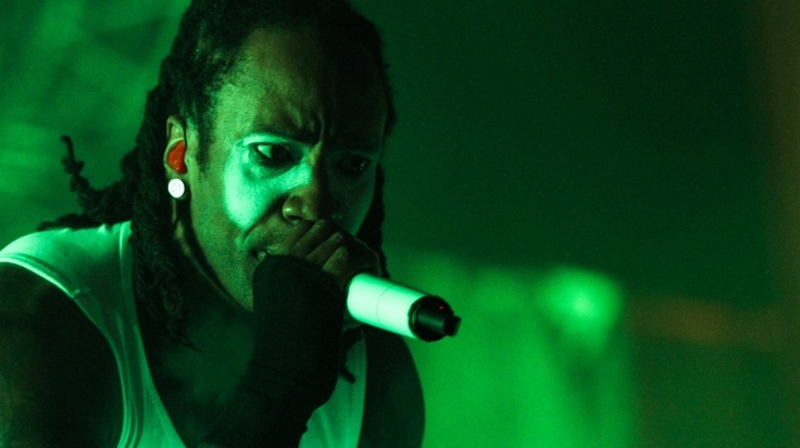 The Prodigy bei Rock am Ring 2013