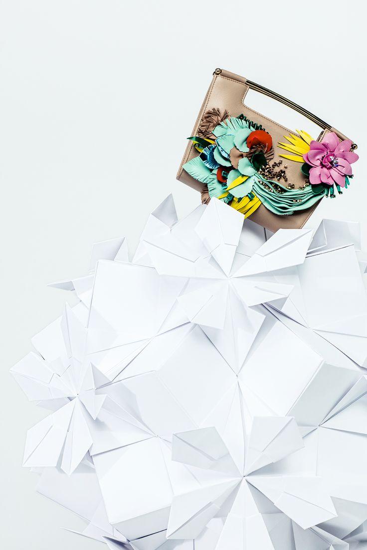 Delpozo Mini Gret Bag.  Delpozo Holiday Season