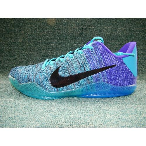 sports shoes f8b95 e8eff Nike Kobe 11 XI Elite Low Terminator blue shoes   nikes   Pinterest   Kobe  11  kobe bryant volleyball ...