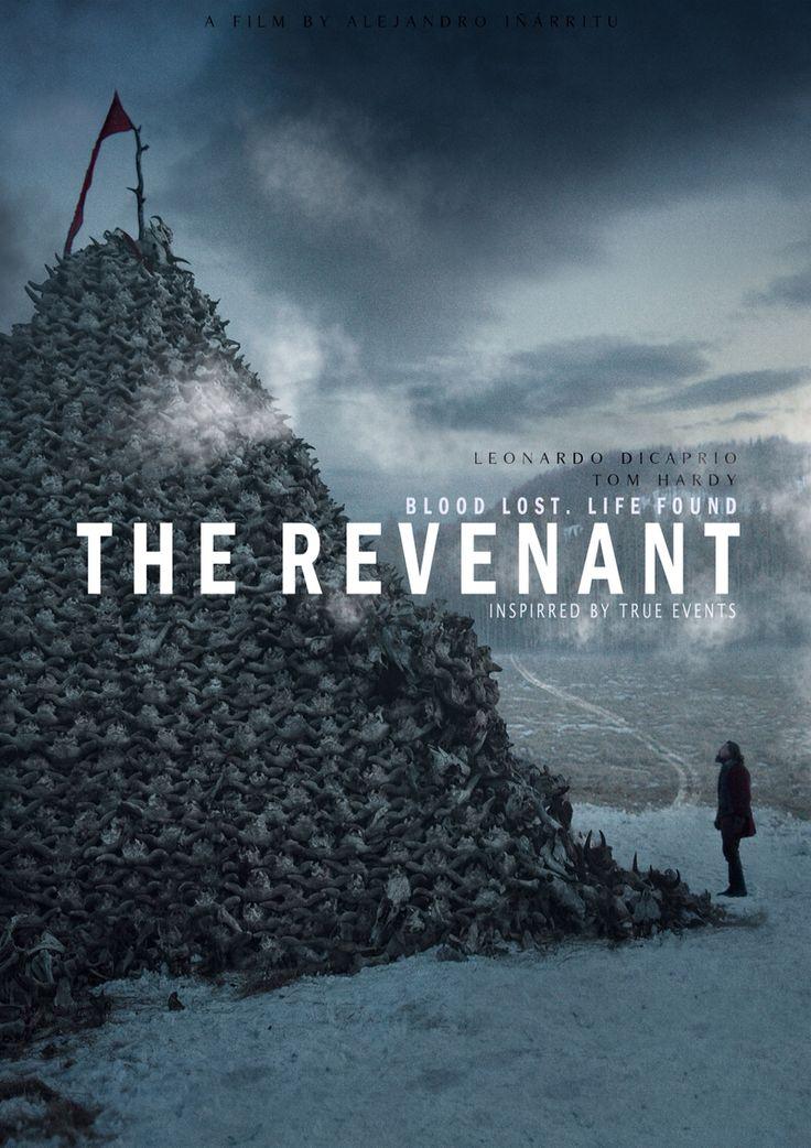 Resultado de imagem para The Revenant posters