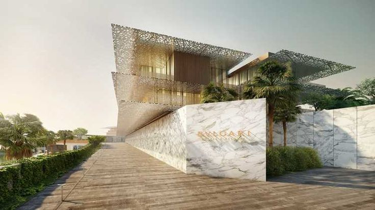 Cannot Wait!!! BULGARI HOTEL DUBAI - OPENING 2018 all the details at http://www.thedaysofthechic.com/blog/2015/1/13/bulgari-set-to-open-fifth-luxury-hotel-in-beijing