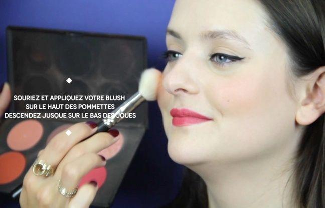 Un joli maquillage rétro grâce à notre #tuto #makeup #BirchboxFR
