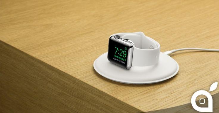 Apple Watch: basta bussare sul comodino per guardare lora di notte [Video]