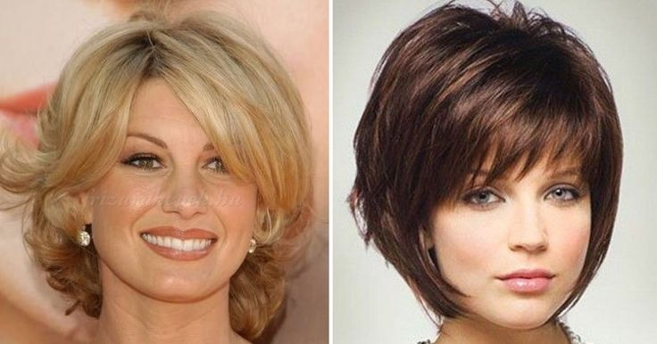 10 rövid frizura ötlet 40 év feletti nőknek