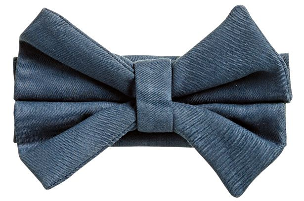 Read the article 'Bow Tie DIY' in the BurdaStyle blog 'Daily Thread'.