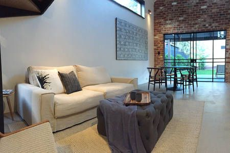 Check out this awesome listing on Airbnb: Scandi Style 2BD Loft with parking in North Fremantle