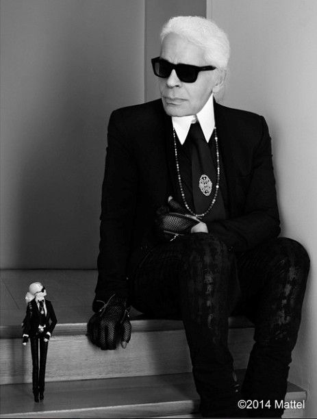 Barbie Lagerfeld | AnOther Loves