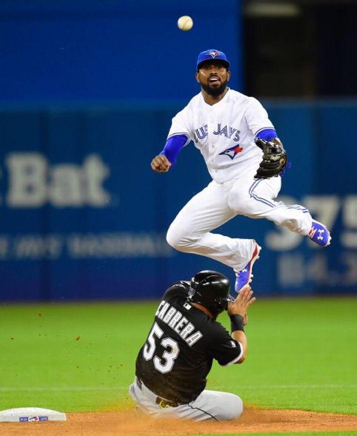 Jose Reyes, Toronto Blue Jays