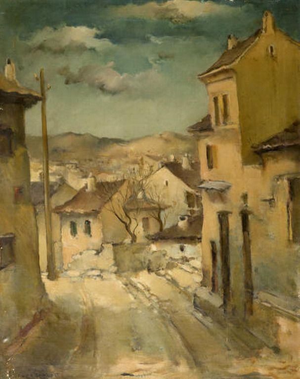 .:. Σπυρόπουλος Γιάννης – Giannis Spyropoulos [1912-1990] Houses in Athens