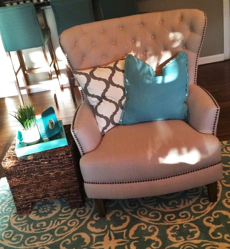 How-To Decorate With Turquoise