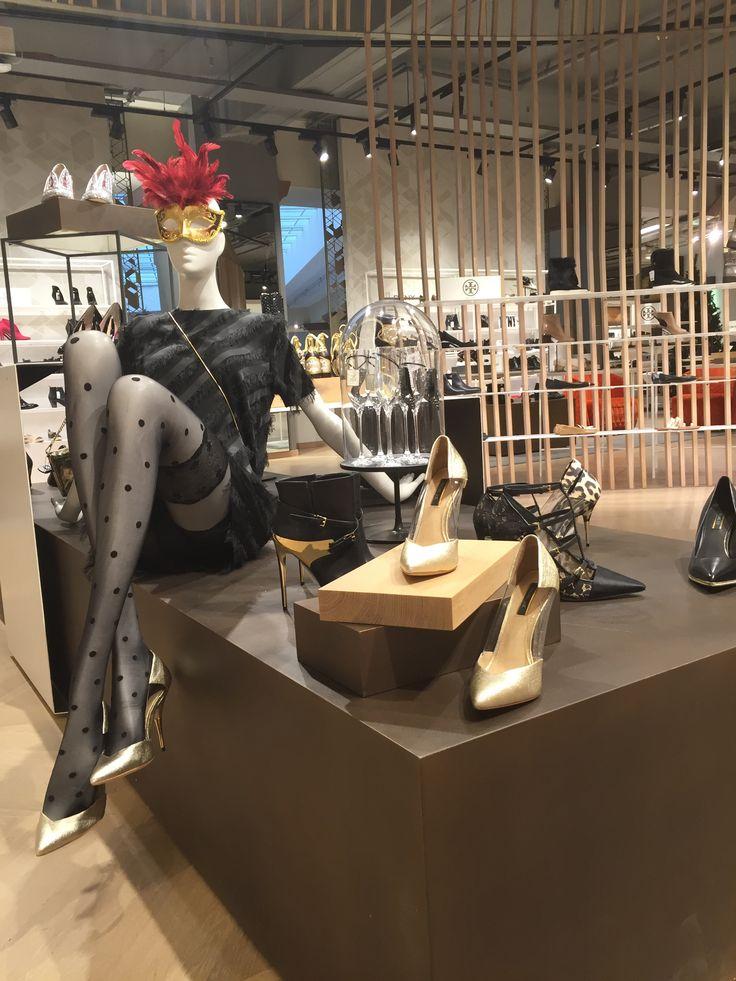 Image captured at Stockmann Helsinki flagship store