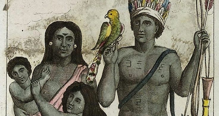 How the Columbian Exchange Affected DNA of Indigenous People - http://www.newhistorian.com/columbian-exchange-affected-dna-indigenous-people/7774/
