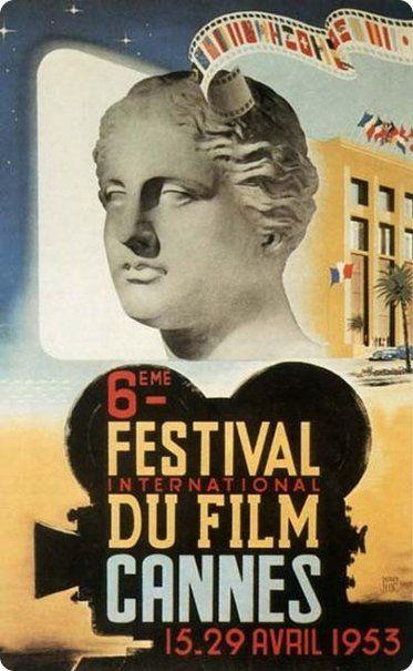 Festival de Cannes - 6 - 1953