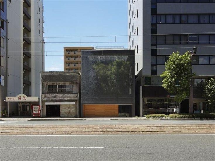 Architecture Studio Hiroshi Nakamura U0026 NAP Has Designed The U201cOptical Glass  Houseu201d In Hiros