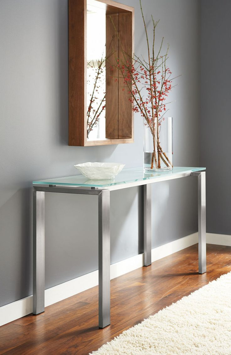 Fresh Modern Hallway Tables