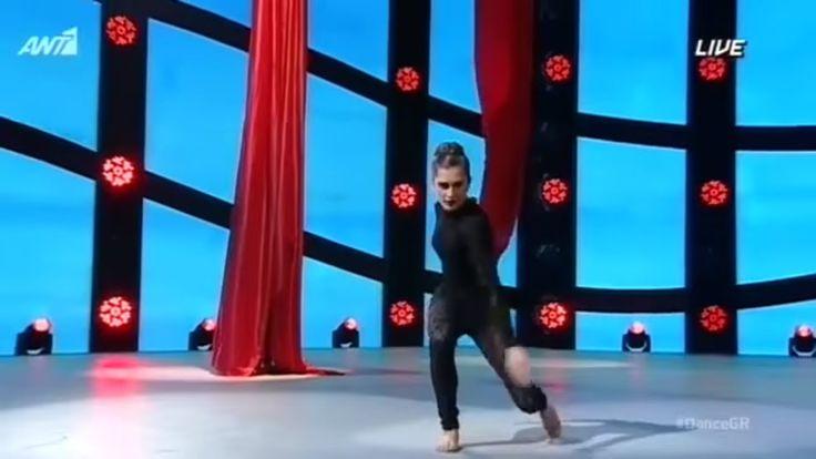 Εύα Σωμαρακάκη - Τελικός So You Think You Can Dance - Live Final  -14/7/...