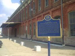 St. Thomas Railroad Station, St Thomas, Elgin County, Ontario