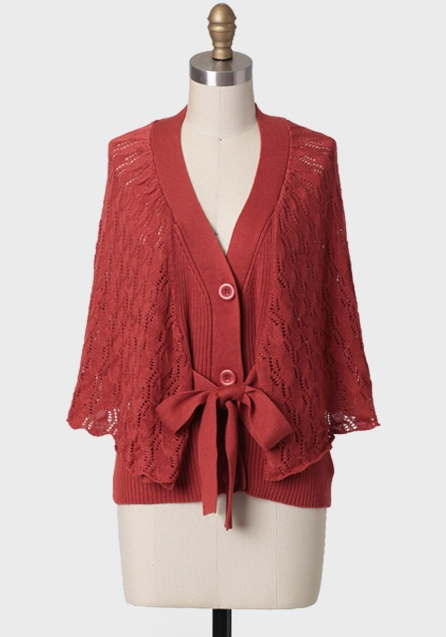 Meadow Lark Cardigan | Modern Vintage Sweaters