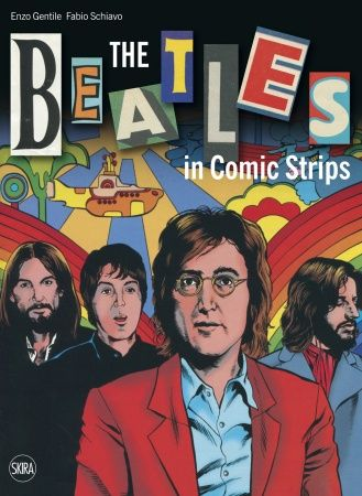 The Beatles in Comics | Brain Pickings