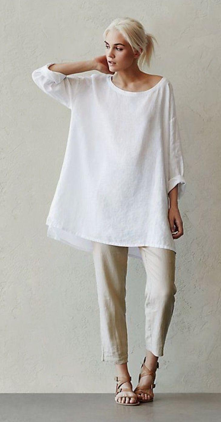 easy style in linen