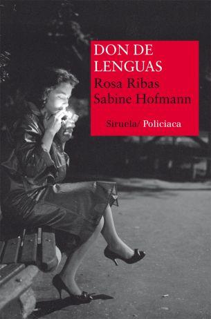 Rosa Ribas y Sabine Hoffman. A súa protagonista é Ana Martí Noguer, xornalista na Barcelona dos años 50. N(ES) RIB don