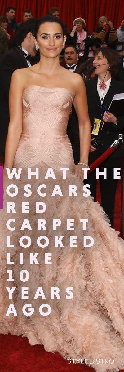 Fashion Flashback: 2007 Oscars Red Carpet